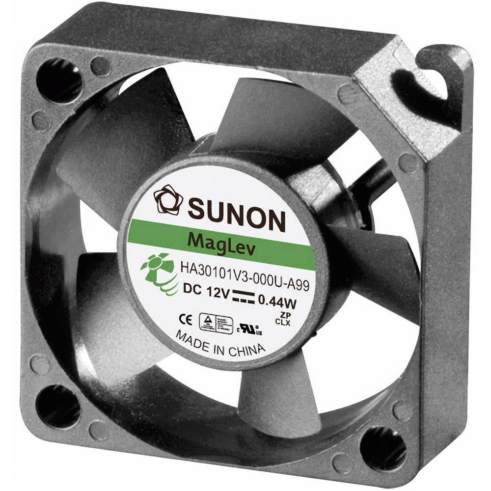 Aksialni ventilator 12 V/DC 5.94 m/h (D x Š x V) 30 x 30 x 10 mm Sunon HA30101V3-0000-A99
