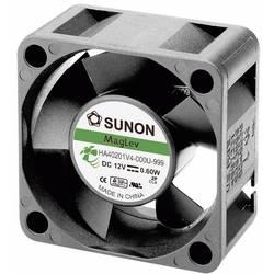 Aksialni ventilator 12 V/DC 9 m/h (D x Š x V) 40 x 40 x 10 mm Sunon HA40101V4-0000-999