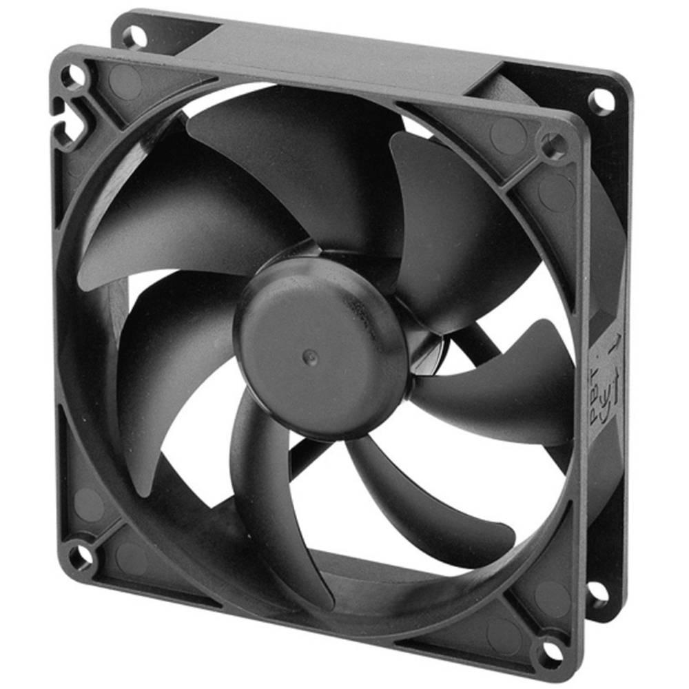Aksialni ventilator 12 V/DC 47.74 m/h (D x Š x V) 92 x 92 x 25 mm Sunon HA92251V4-0000-A99