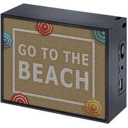Mac Audio BT Style 1000 Go to the beach Bluetooth® zvočnik AUX Črna