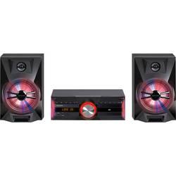 Mac Audio MPS 701 Stereo naprava AUX, Bluetooth, CD, DAB+, UKW, USB. 720 W Črna