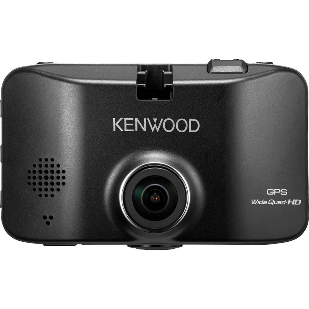 Kenwood DRV830 avtomobilska kamera z gps-sistemom Razgledni kot - horizontalni=132 ° zaslon