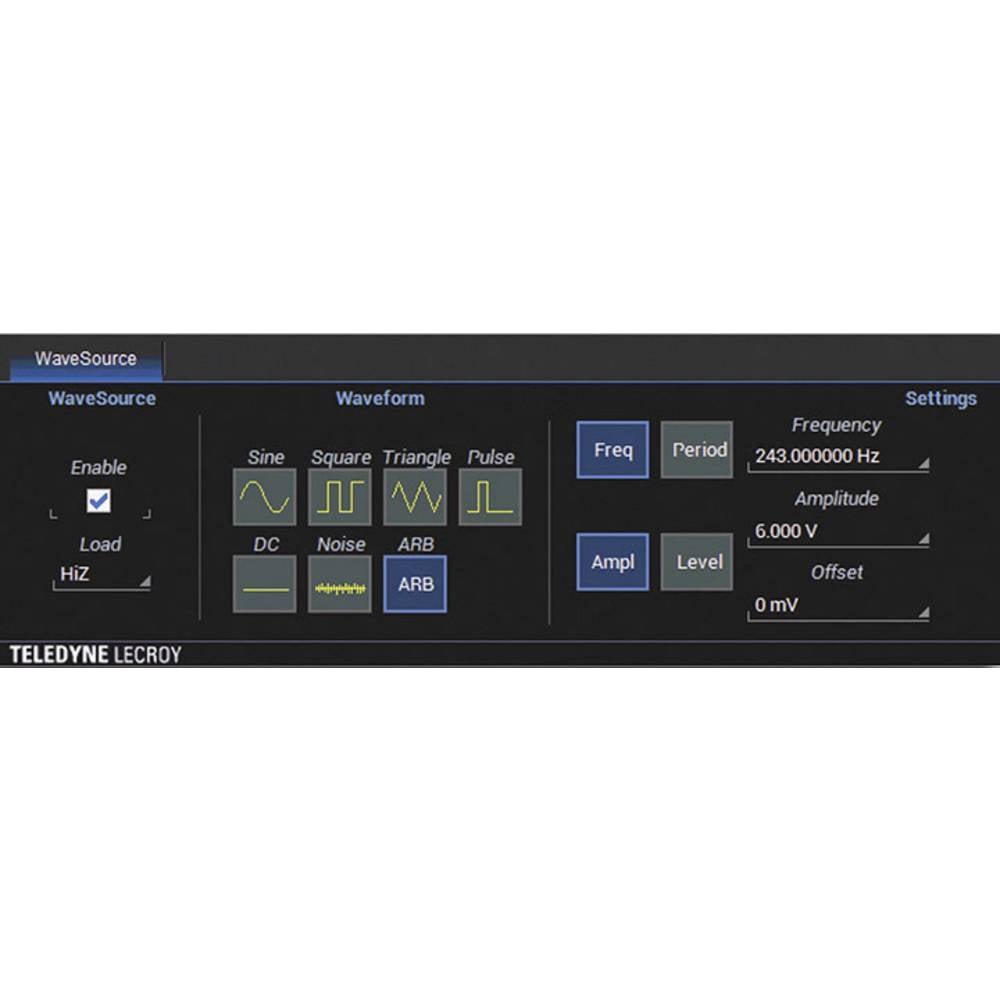 Teledyne LeCroy T3DSO2000-FG Softver za mjerenje Prikladno za marku (Oprema za mjerne uređaje) LeCroy Teledyne LeCroy T3DSO2000