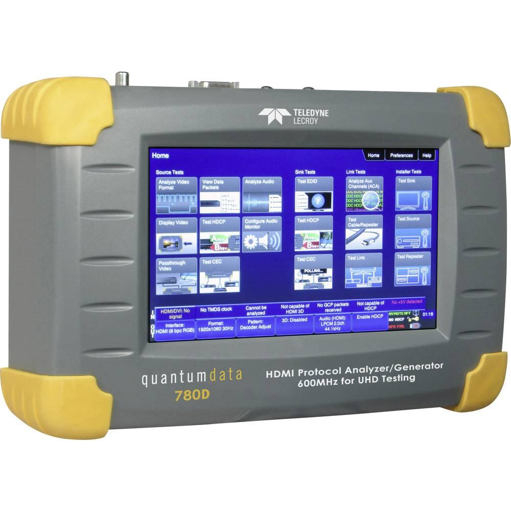analizator protokolov Teledyne LeCroy QuantumData 780D avdio/video