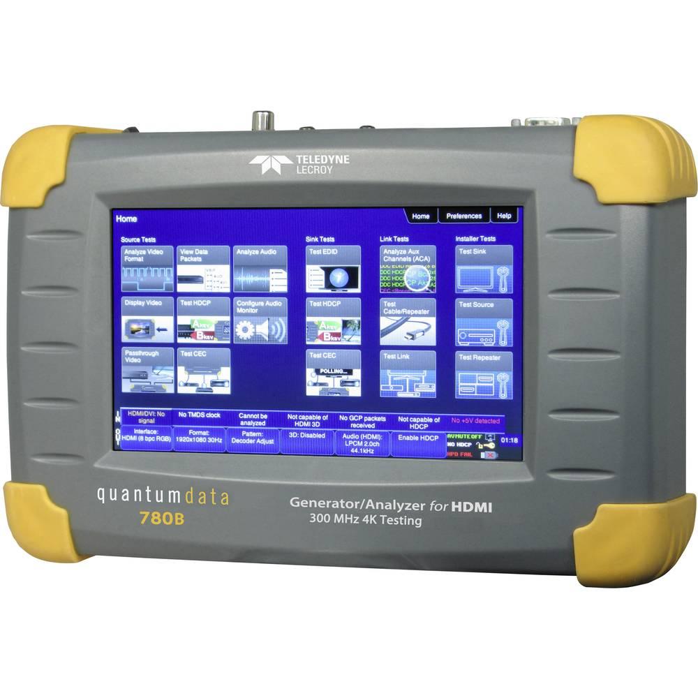 analizator protokolov Teledyne LeCroy QuantumData 780BH avdio/video