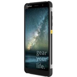RugGear RG850 Zunanji pametni telefon 32 GB 5.99 Palec(15.2 cm)Dve SIM kartici Android™ 8.1 Oreo 12 Mio. pikslov Črna