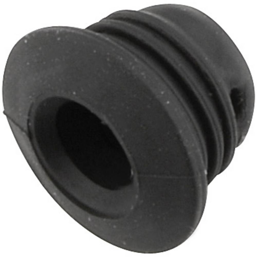 LED podnožje, guma, pogodno za LED 3 mm Donau 3 SC