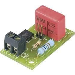 LED predvklopno tiskano vezje 230 V/AC 20 mA Conrad Components 230LV20