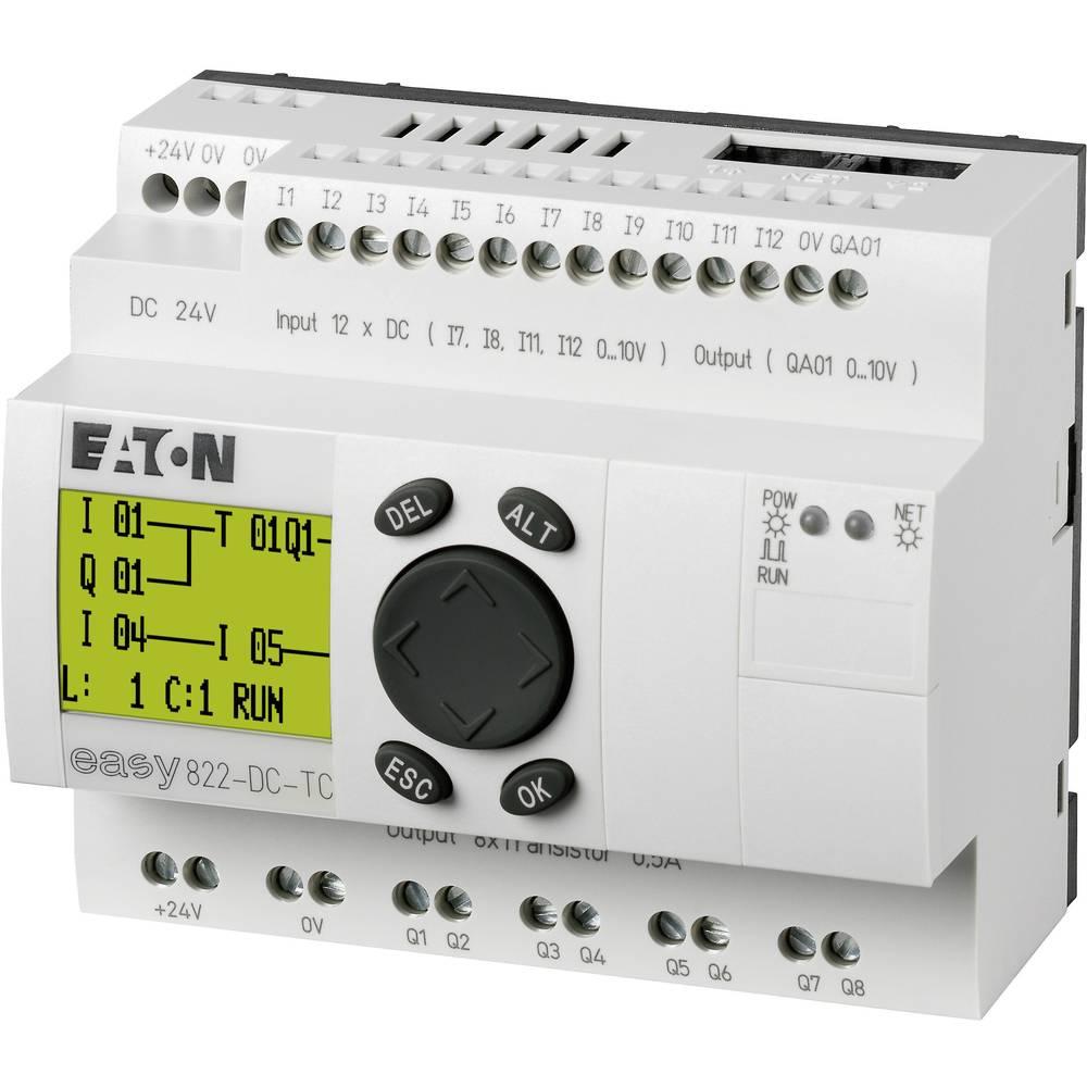 SPS-krmilni modul Eaton easy 822-DC-TC 256275 24 V/DC