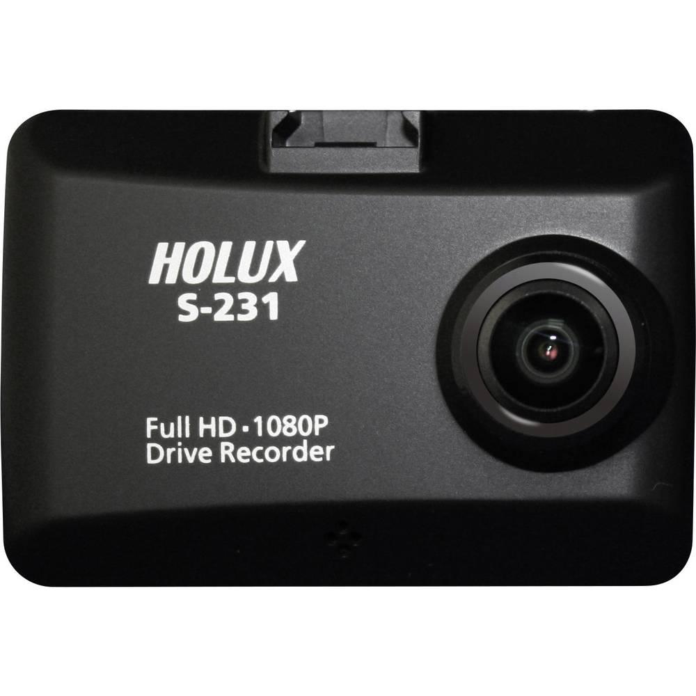 Holux S-231 Super Night Vision DVR avtomobilska kamera z gps-sistemom mikrofon, zaslon