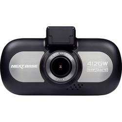 Avtomobilska kamera z GPS-sistemom NextBase 412GW Razgledni kot - horizontalni=140 ° Zaslon