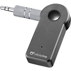Cellularline BTMUSICRECEIVERK bluetooth® sprejemnik glasbe Bluetooth: 4.2 10 m vgrajena akumulatorska baterija