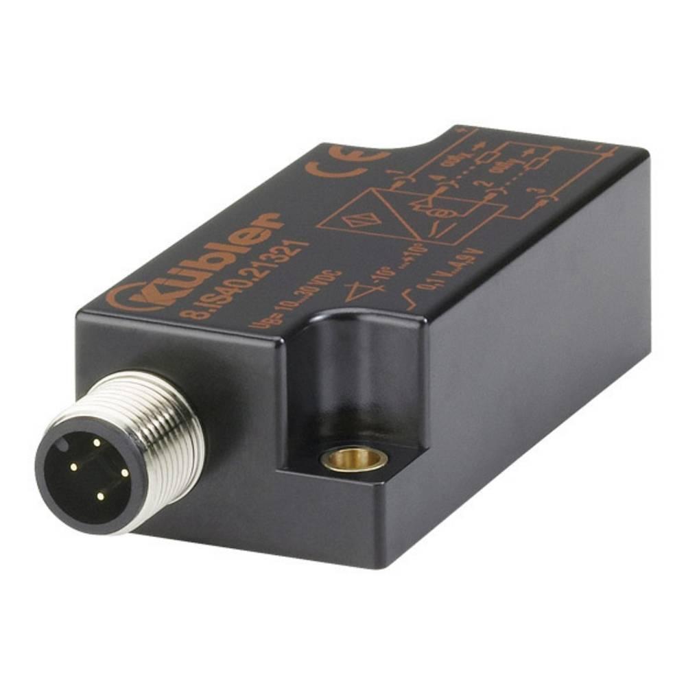 Senzor nagiba Kübler 8.IS40.23121 mjerno područje: -60 - +60 ° analogna struja M12, 5-polni