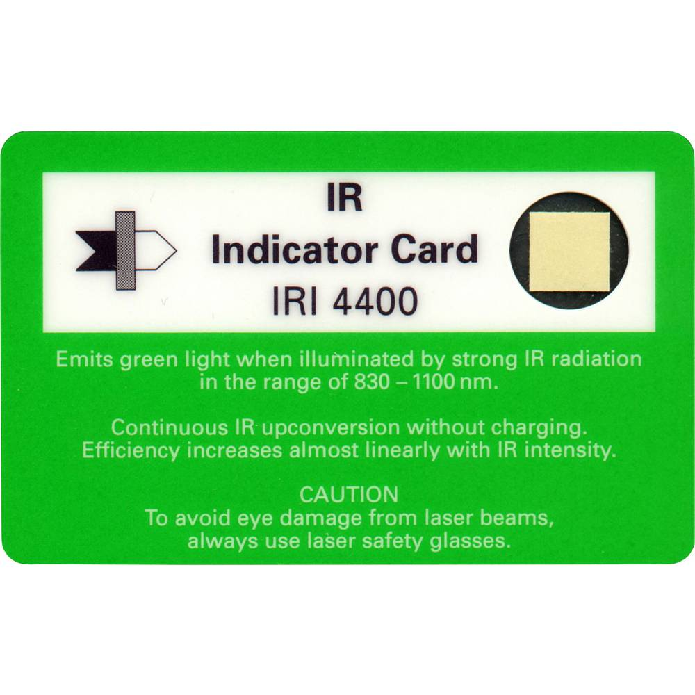 IR-Indikatorkarte (value.1317374) IRI 4400