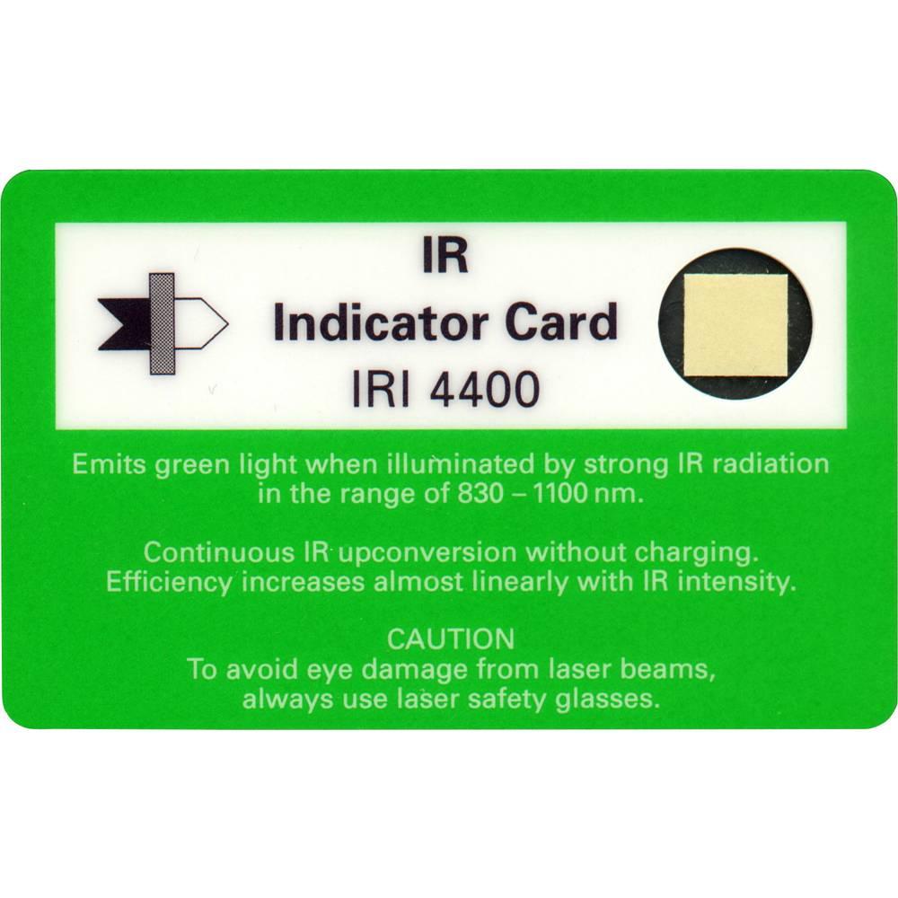 Infrardeči indikator/testna karta IRI 4400