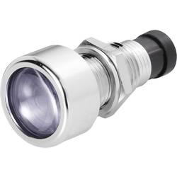 LED podnožje, kovinsko, primerno za LED 5 mm vijačna pritrditev Signal Construct SML1089