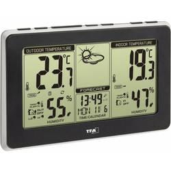 TFA Dostmann Mondo 35.1151.01 Digitalna brezžična vremenska postaja Napoved za 1 dan