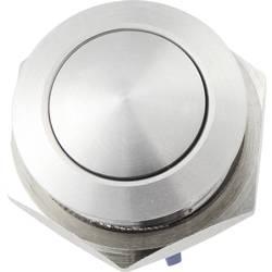 Stikalo za zvonec 1 kratni Heidemann 70522 Legirano jeklo 48 V AC/2 A