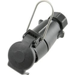 Priklopni vtič [odprti konci kablov- vtičnica 7 pinski Typ S] as - Schwabe 60463