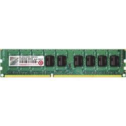 Transcend PC pomnilniški modul TS512MLK72V3N 4 GB 1 x 4 GB DDR3-RAM ECC 1333 MHz CL9 9-9-9