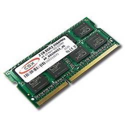Transcend Notebook pomnilniški modul TS2GAP1333S 2 GB 1 x 2 GB DDR3-RAM 1333 MHz CL9