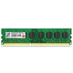 Transcend pc pomnilniški modul TS512MLK64V3H 4 GB 1 x 4 GB ddr3-ram 1333 MHz CL9 9-9-9