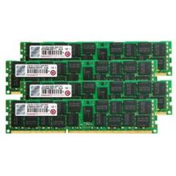 Transcend PC pomnilniški komplet TS16GJMA533N 16 GB 4 x 4 GB DDR3-RAM ECC 1333 MHz CL9 9-9-9