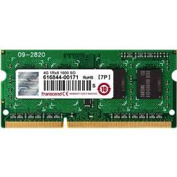 Transcend notebook pomnilniški modul TS4GJMA384H 4 GB 1 x 4 GB ddr3-ram 1600 MHz CL11