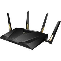 Asus RT-AX88U AX6000 WLAN ruter 2.4 GHz, 5 GHz, 5 GHz
