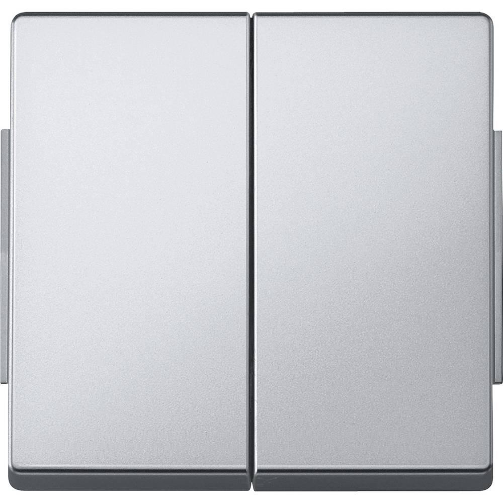 Merten Pokrov Stikalo za izklop/preklop Aqua design Aluminij 343560