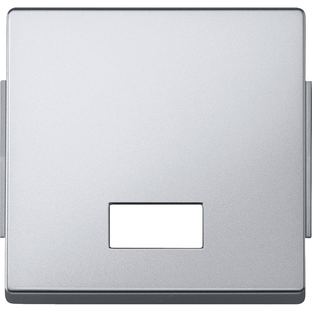 Merten Pokrov Stikalo za izklop/preklop Aqua design Aluminij 343860