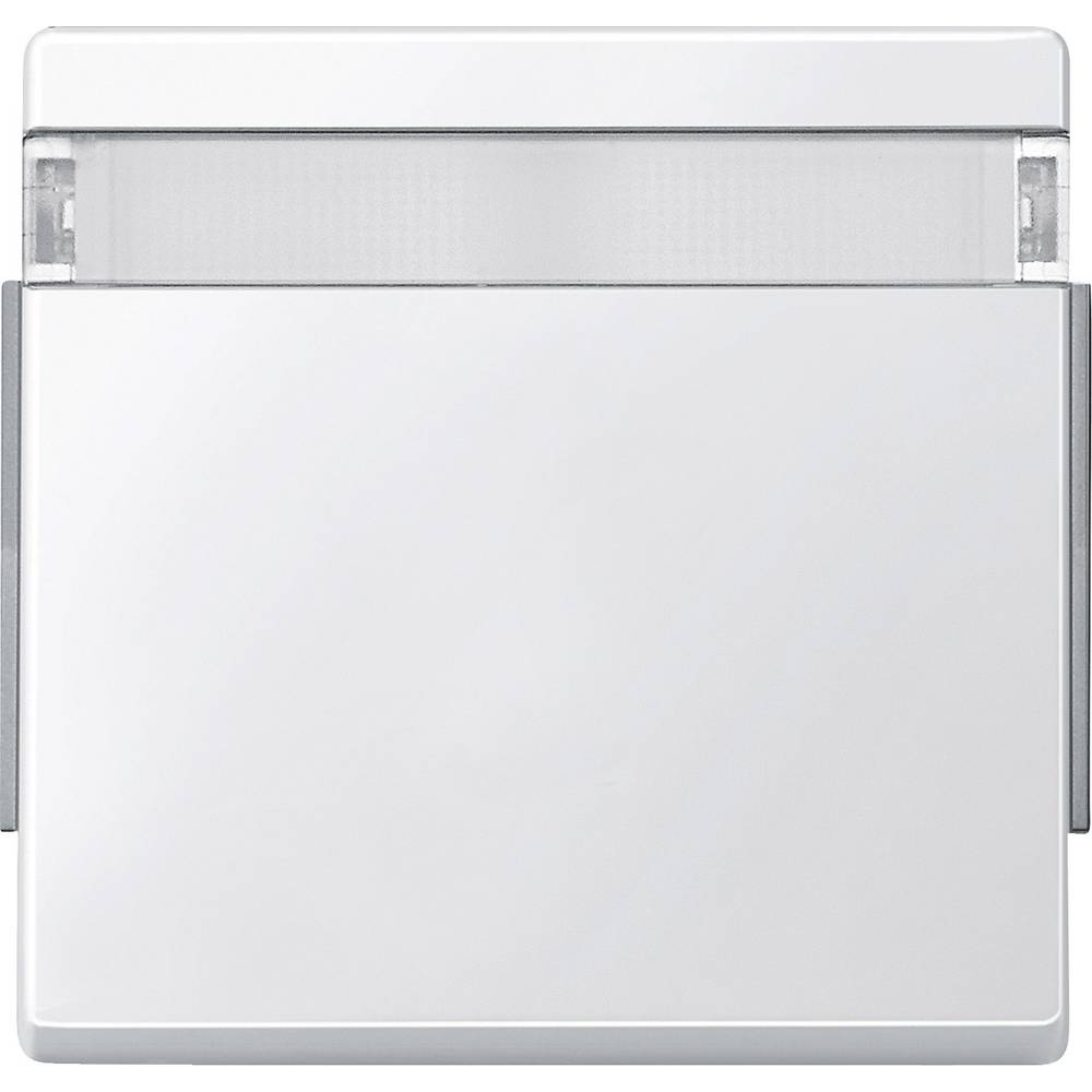 Merten Pokrov Stikalo za izklop/preklop Aqua design Polarno bela 343919
