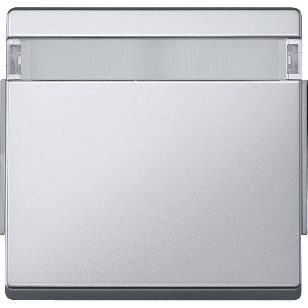 Merten Pokrov Stikalo za izklop/preklop Aqua design Aluminij 343960