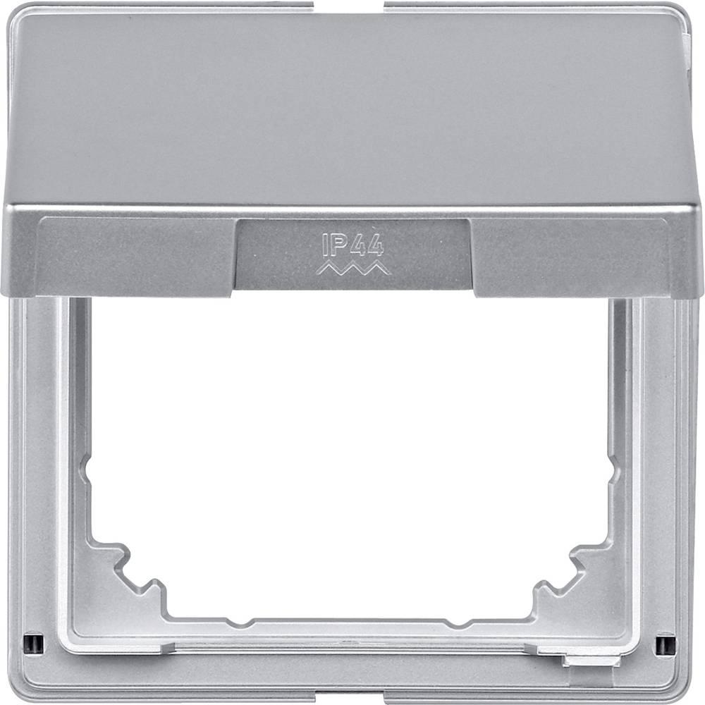Merten Vmesni okvir Pokrov Aqua design Aluminij 516560