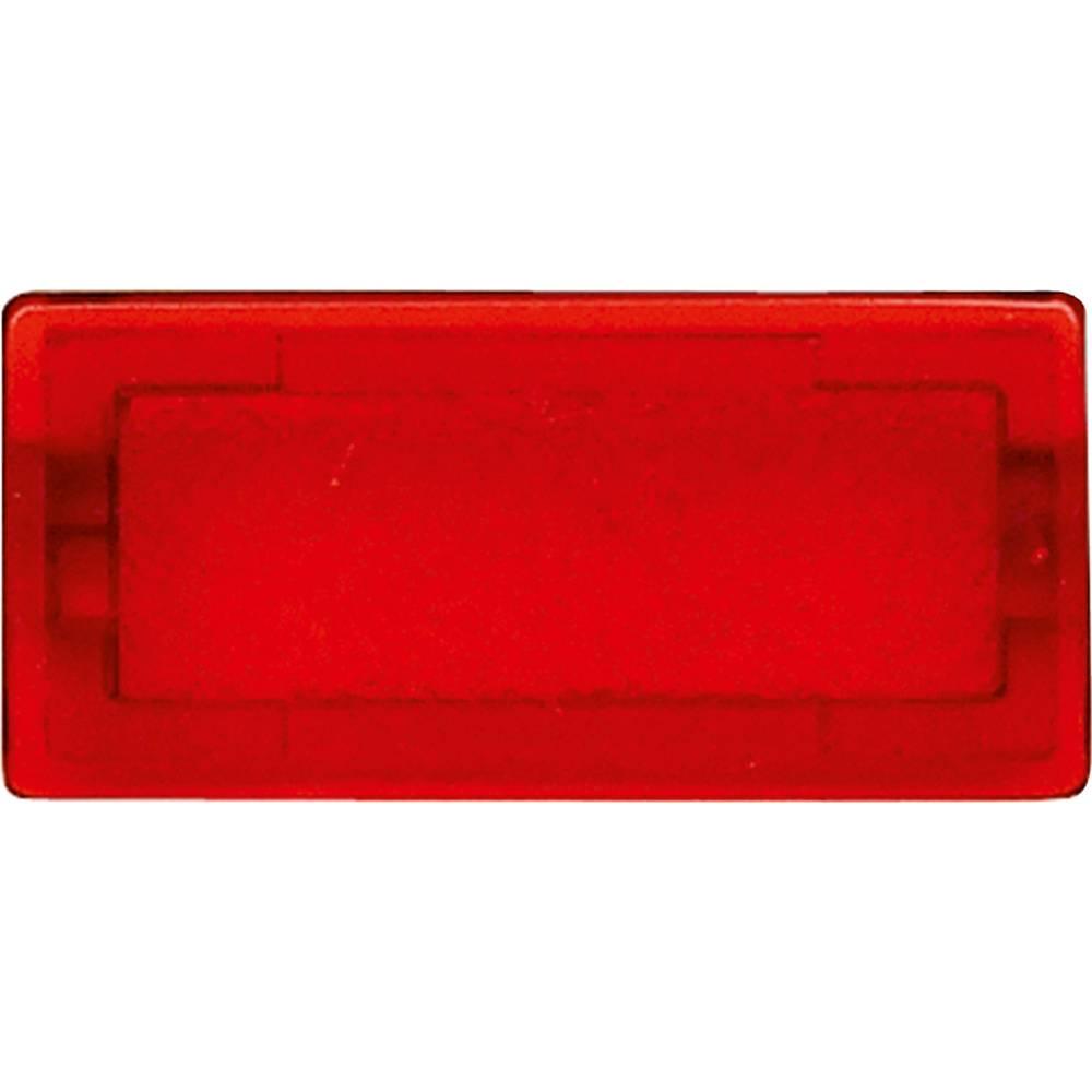 Merten Dodatki ELSO Rdeča (transparentna) 395900