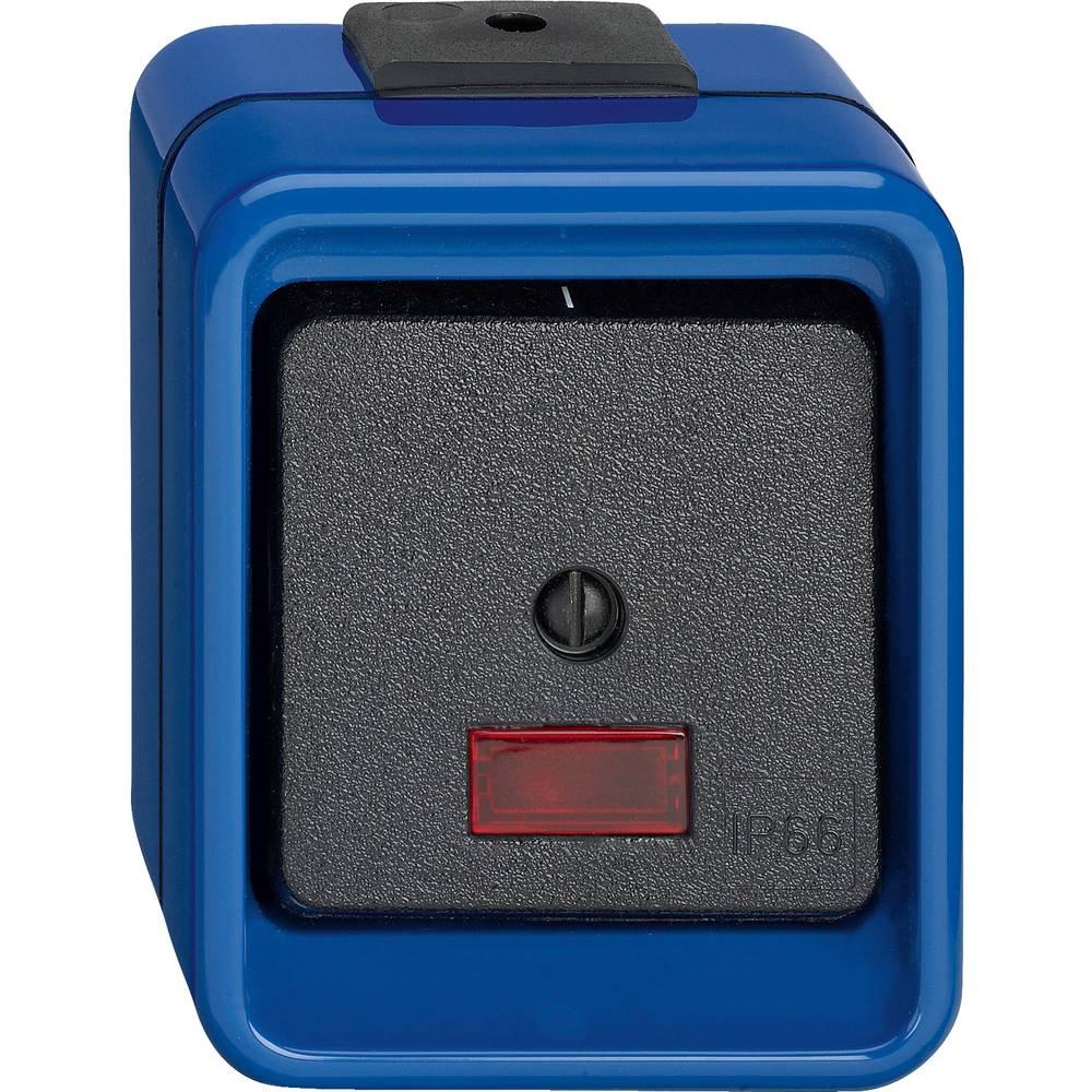 Stikalo IP66 Modra Merten 372375