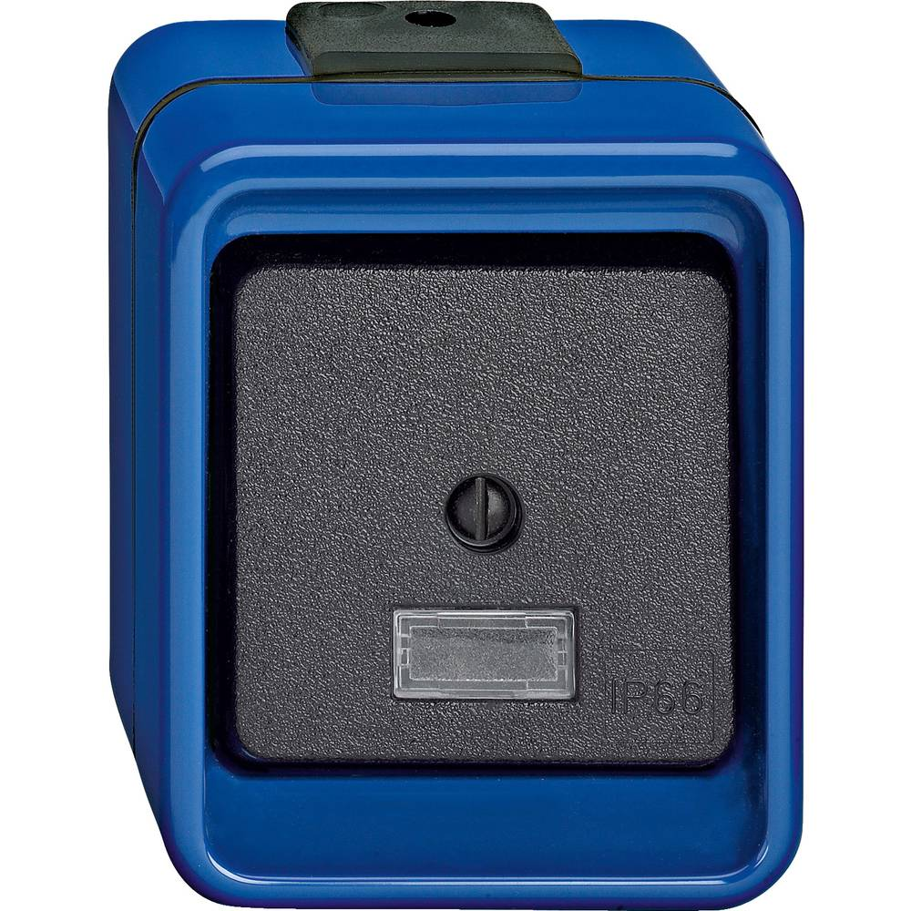 Stikalo IP66 Modra Merten 370775