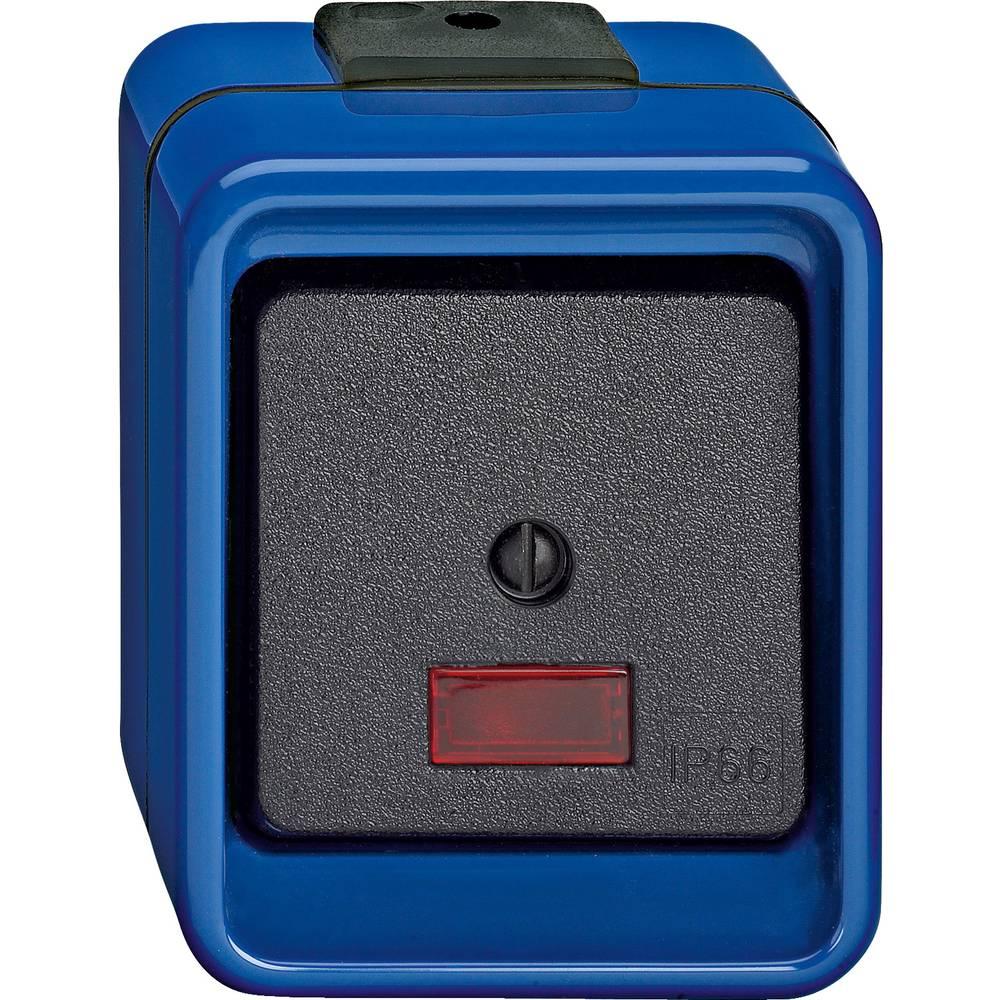 Stikalo IP66 Modra Merten 372675