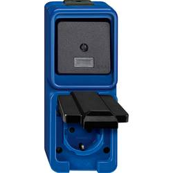 Stikalo IP44 Modra Merten 227875
