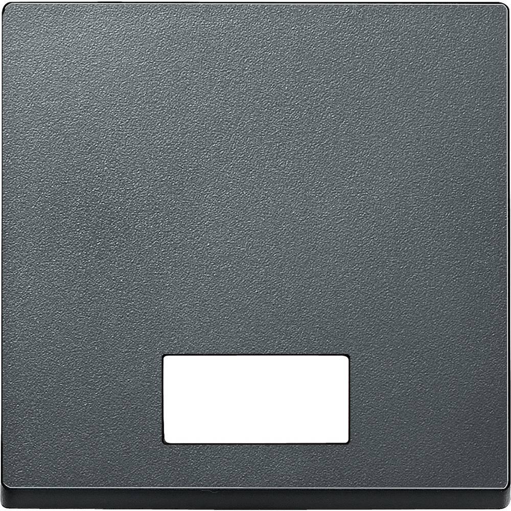 Merten Pokrov Stikalo za izklop/preklop Sistem M Antracitna 433814