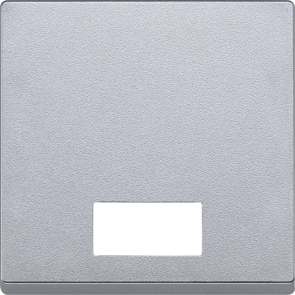 Merten Pokrov Stikalo za izklop/preklop Sistem M Aluminij 433860