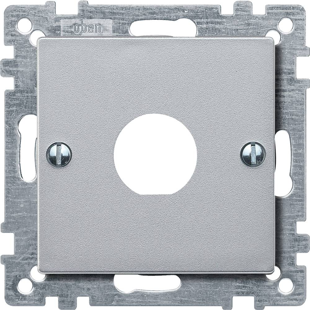 Merten Pokrov Sistem M Aluminij 468760