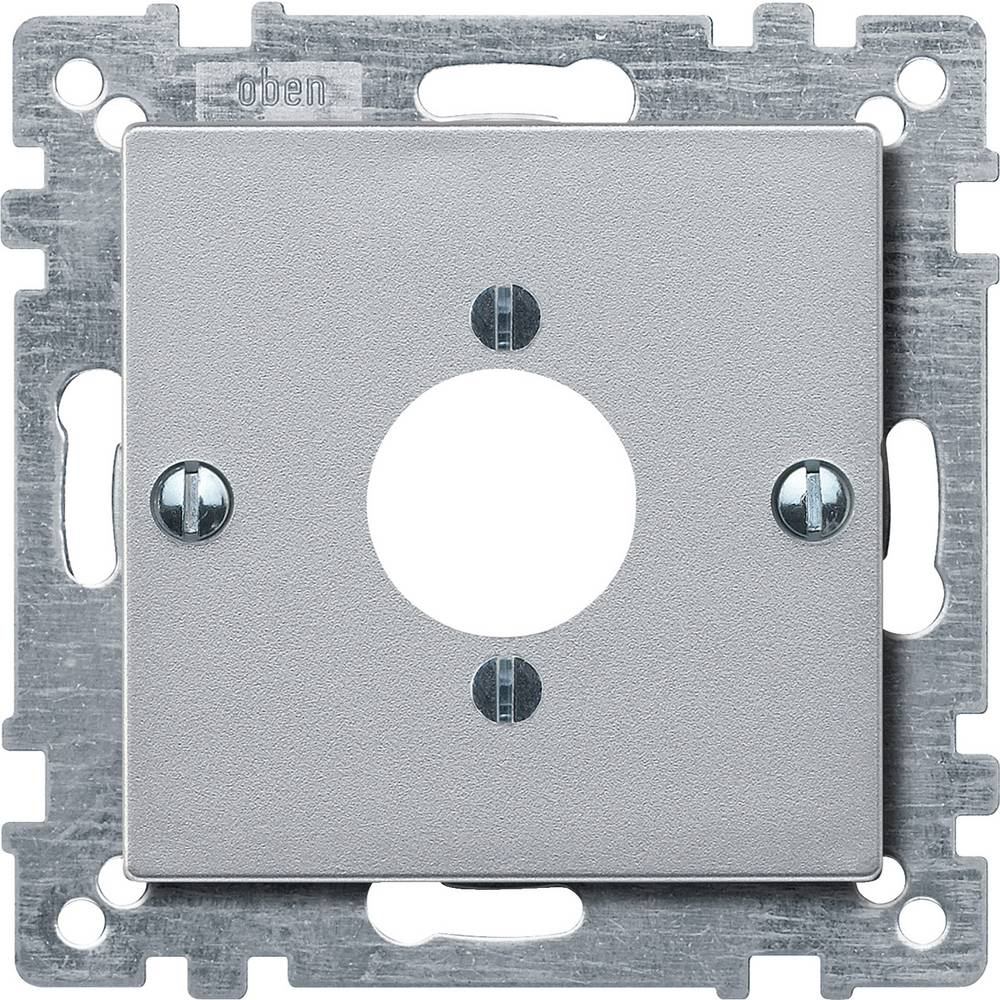 Merten Pokrov Sistem M Aluminij 469460
