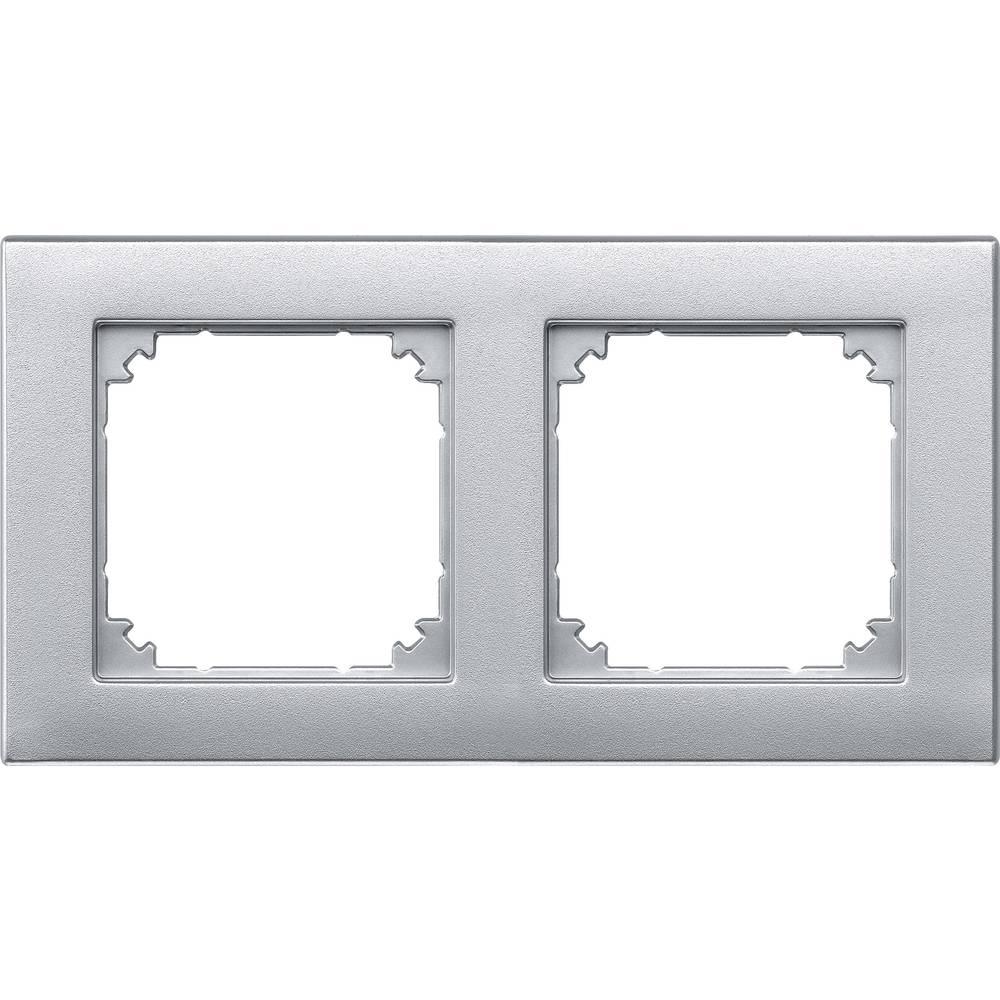 Merten Okvir Pokrov Sistem M Aluminij 486260