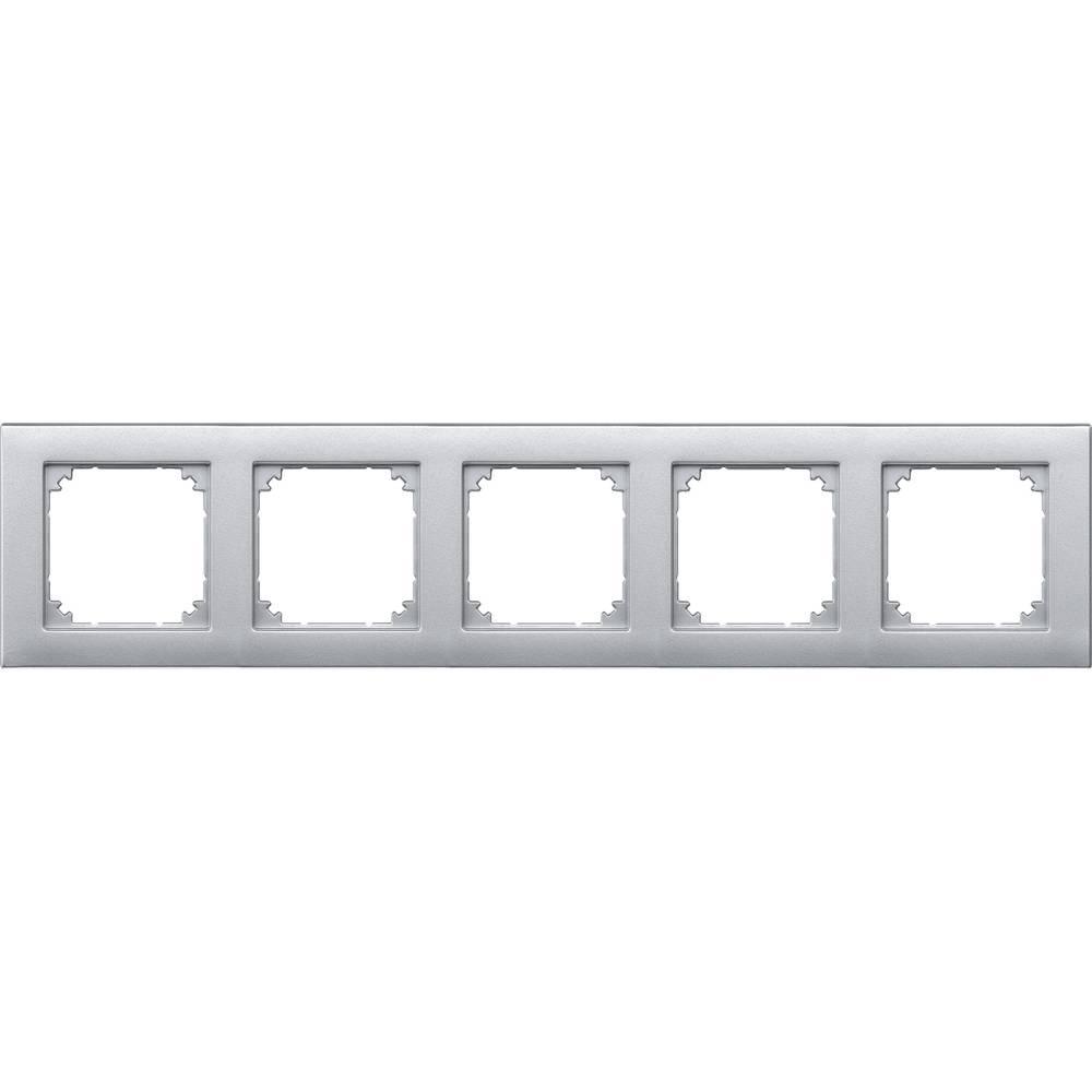 Merten Okvir Pokrov Sistem M Aluminij 486560