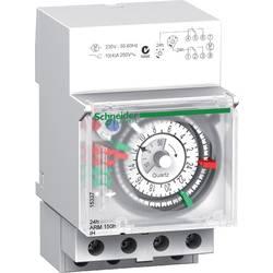 DIN časovna stikalna ura Analogno Schneider Electric 15337 230 V