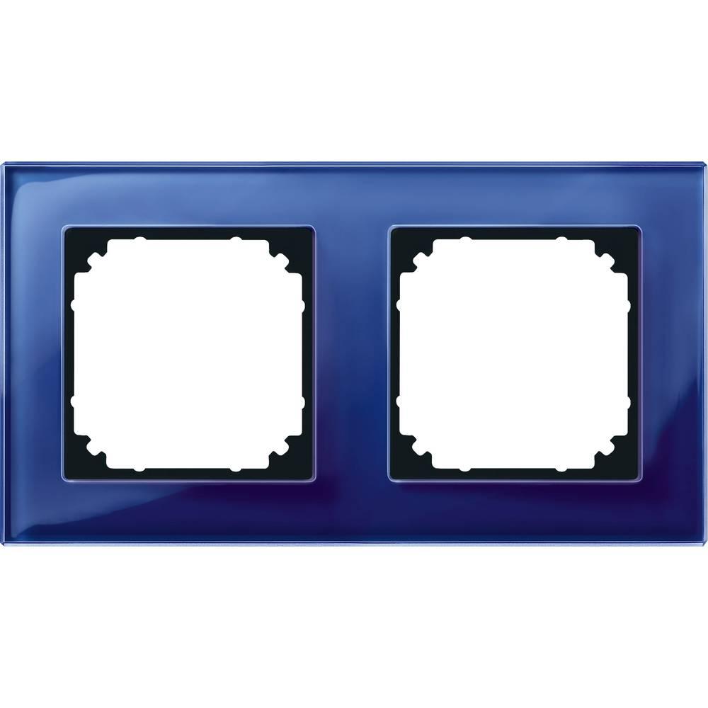 Merten Okvir Pokrov Sistem M Safirno modra 489278