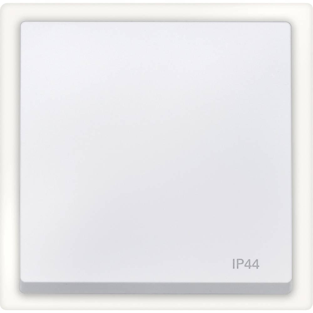Merten Pokrov Stikalo za izklop/preklop Sistem M Polarno bela 433019