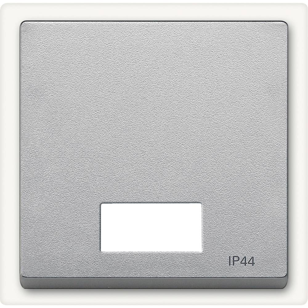 Merten Pokrov Stikalo za izklop/preklop Sistem M Aluminij 433760