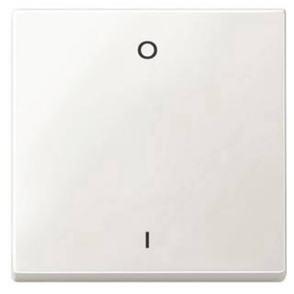 Merten Pokrov Stikalo za izklop/preklop Sistem M Kremno bela 433244
